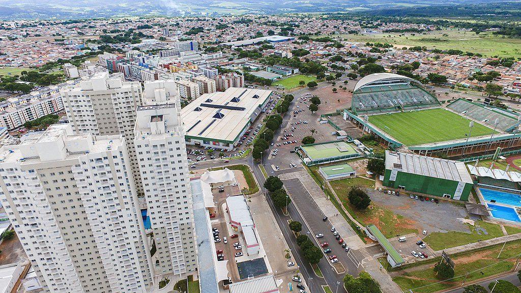 À medida que o Gama cresce, infraestrutura se aprimora: é mais qualidade de vida para a população  Foto: Divulgação/Terracap
