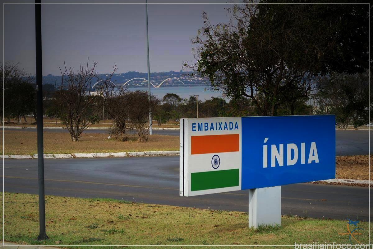 Embaixada da India em Brasília